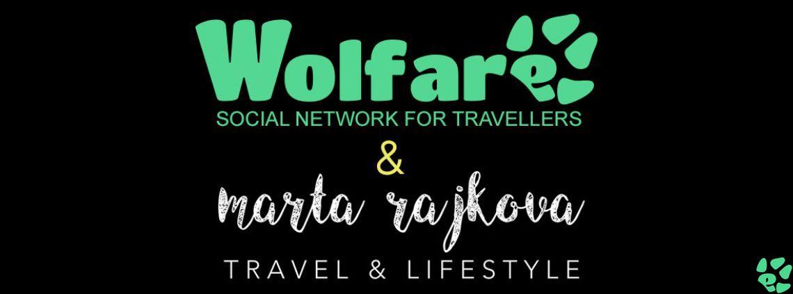 Sociálna sieť cestovateľov Wolfare