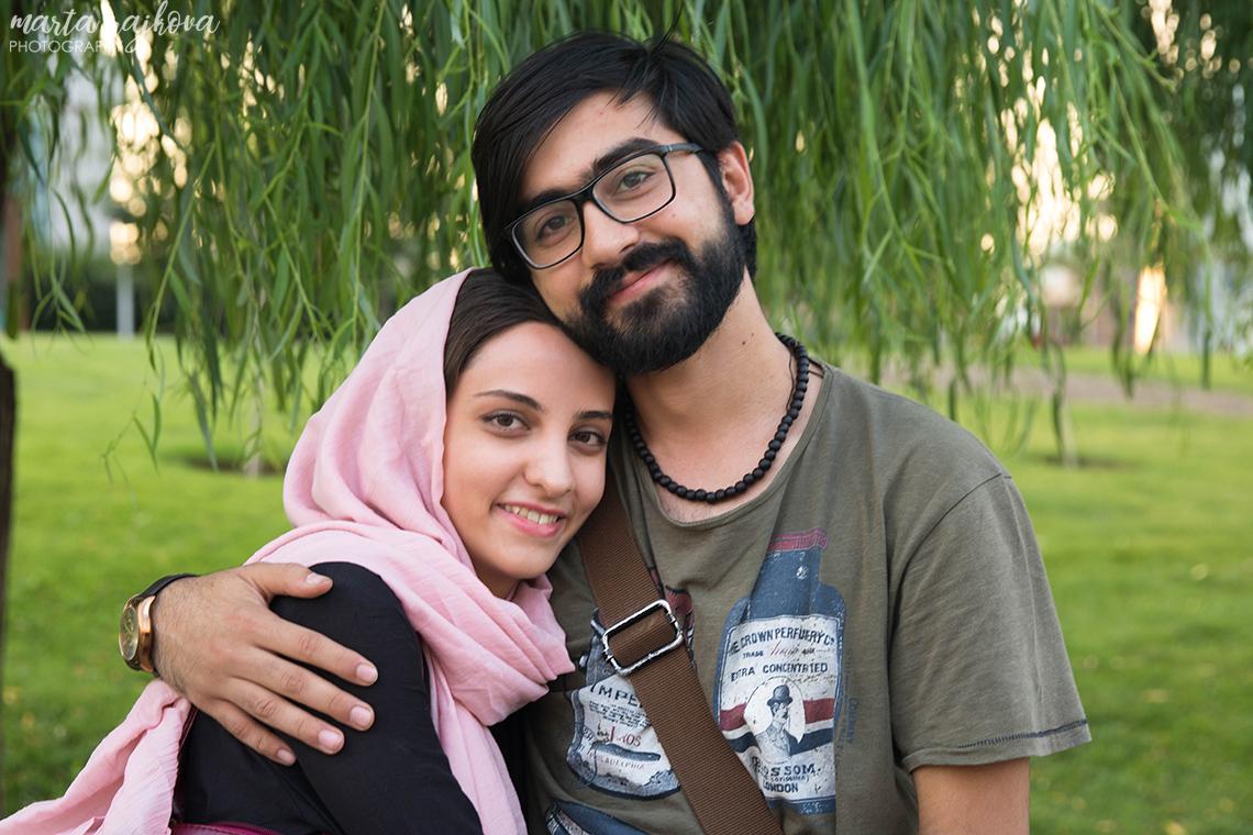 иранкой знакомство с