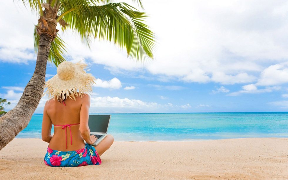 kde pracuje digitálny nomád