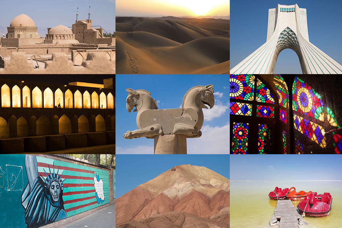 Top 15 things to see in Iran - Marta Rajková | TRAVEL & LIFESTYLE