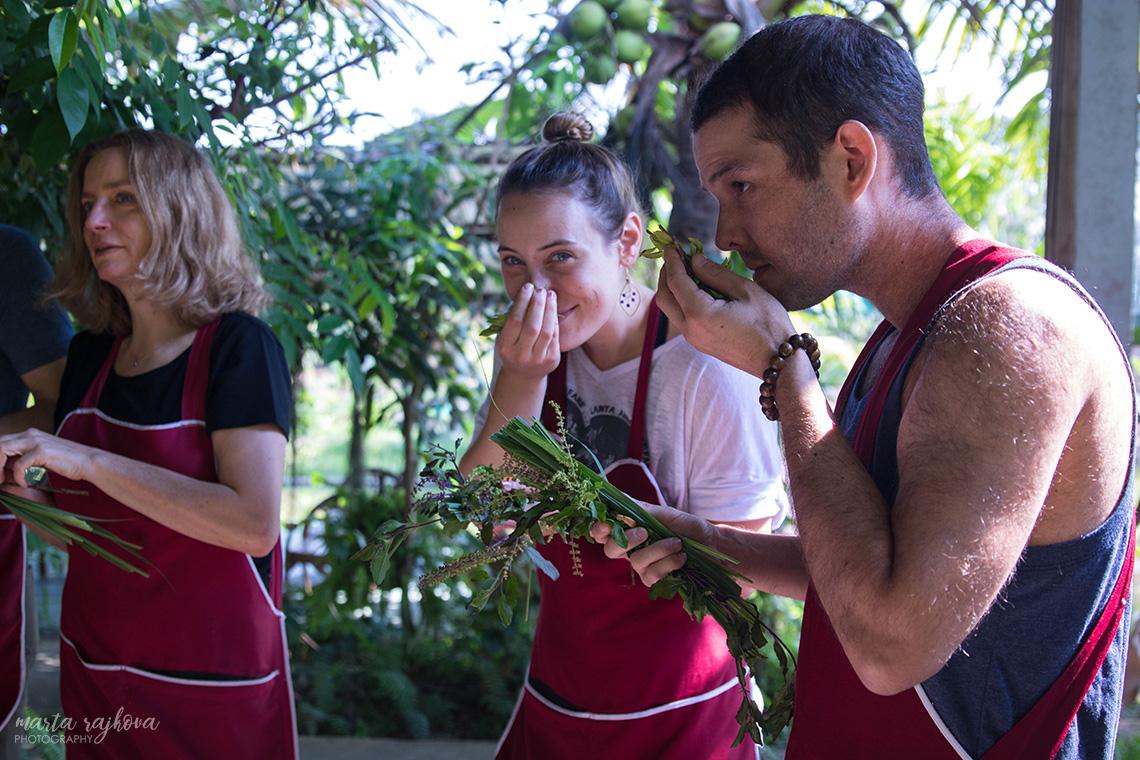 Kurz varenia v Thajsku
