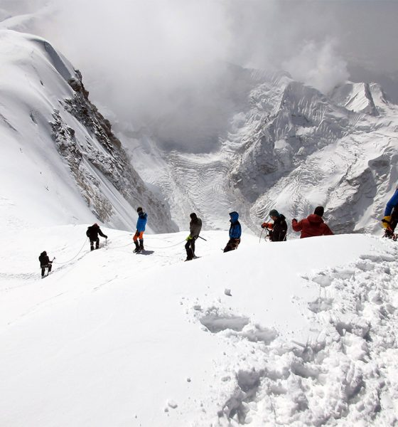Expedícia Mera Peak (6476 m)
