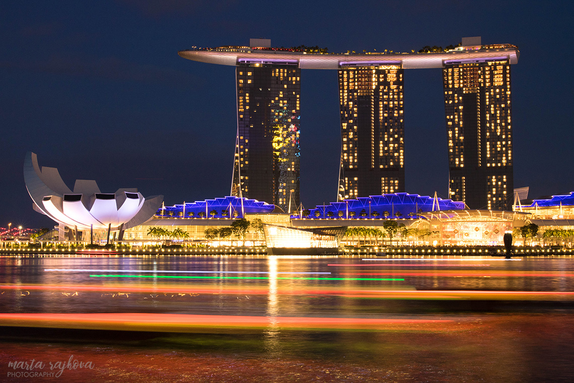 Cestovateľské tipy pre Singapur