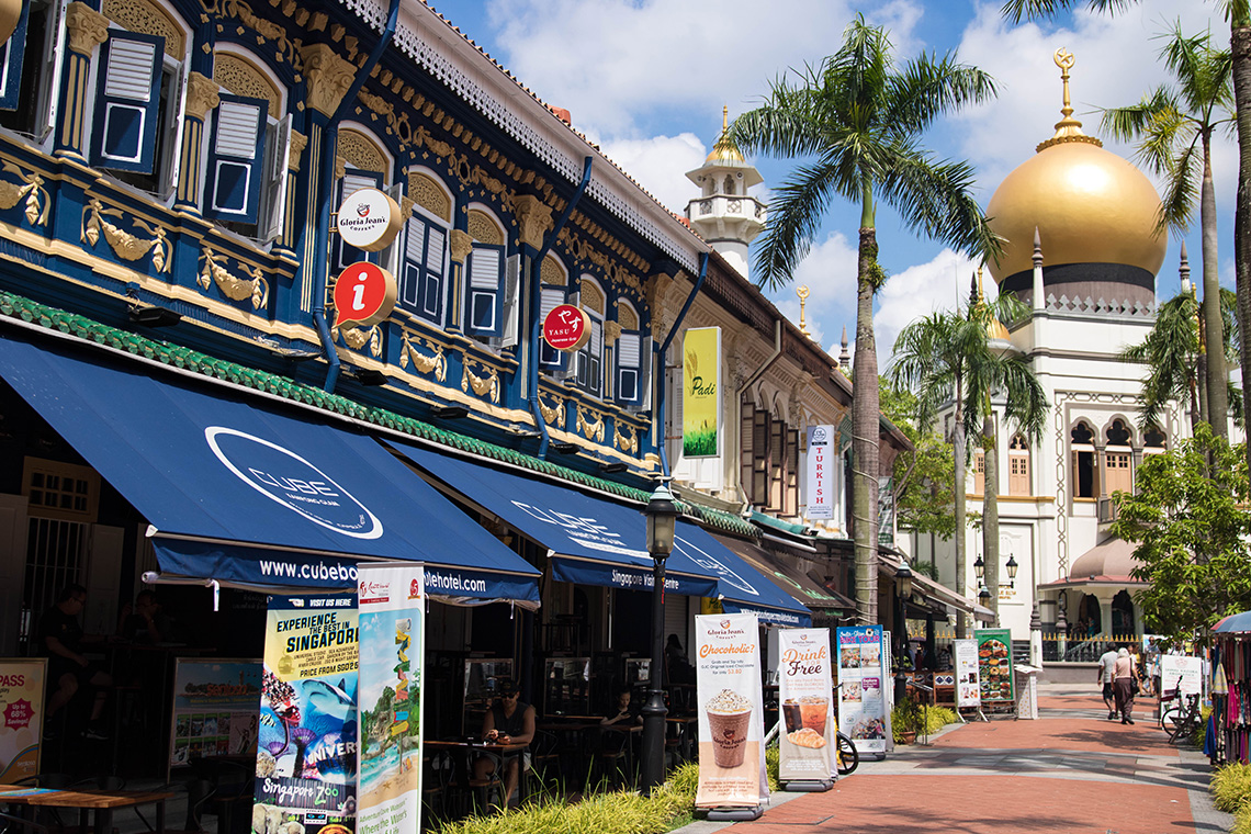Ubytovanie v Singapure za rozumnú cenu