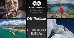 Cestovateľský festival Cestou necestou v Bratislave @ DK Ružinov | Bratislavský kraj | Slovensko