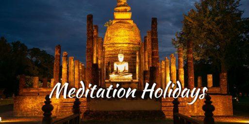 Meditačné prázdniny v Thajsku a v Londýne