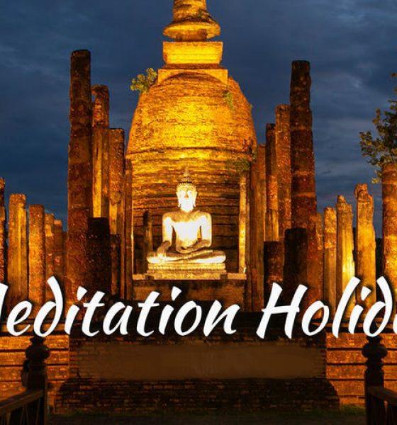 Meditačné prázdniny v Thajsku a v Londýne (prihláška)