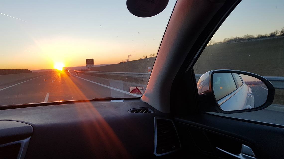 100 východov slnka