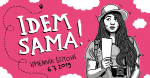 Idem sama! @ Výmenník Štítová | Košický kraj | Slovensko