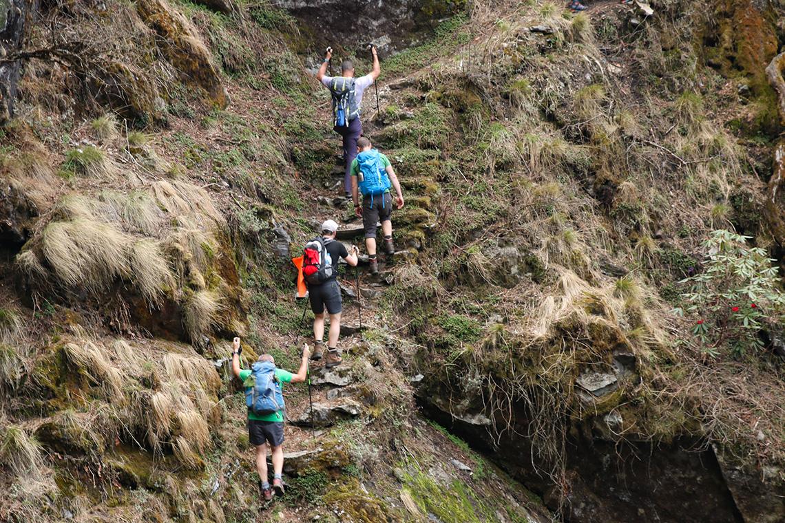 čo si zbaliť na Mera Peak