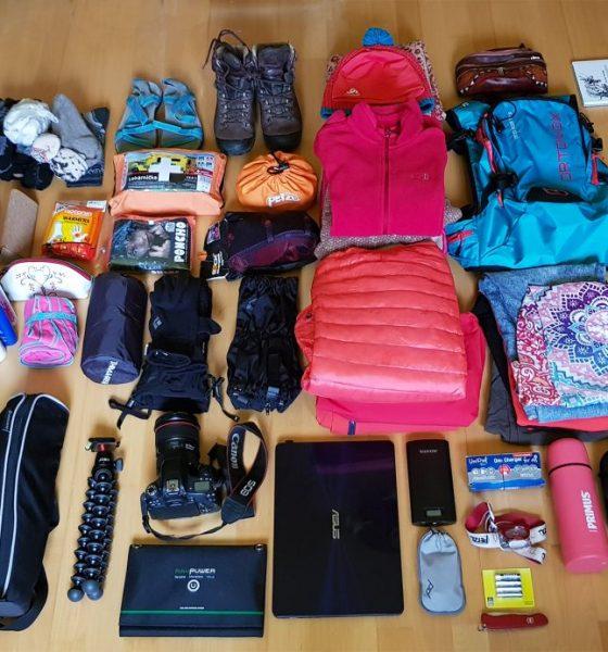 Čo si zbaliť na Mera Peak (6476 m)
