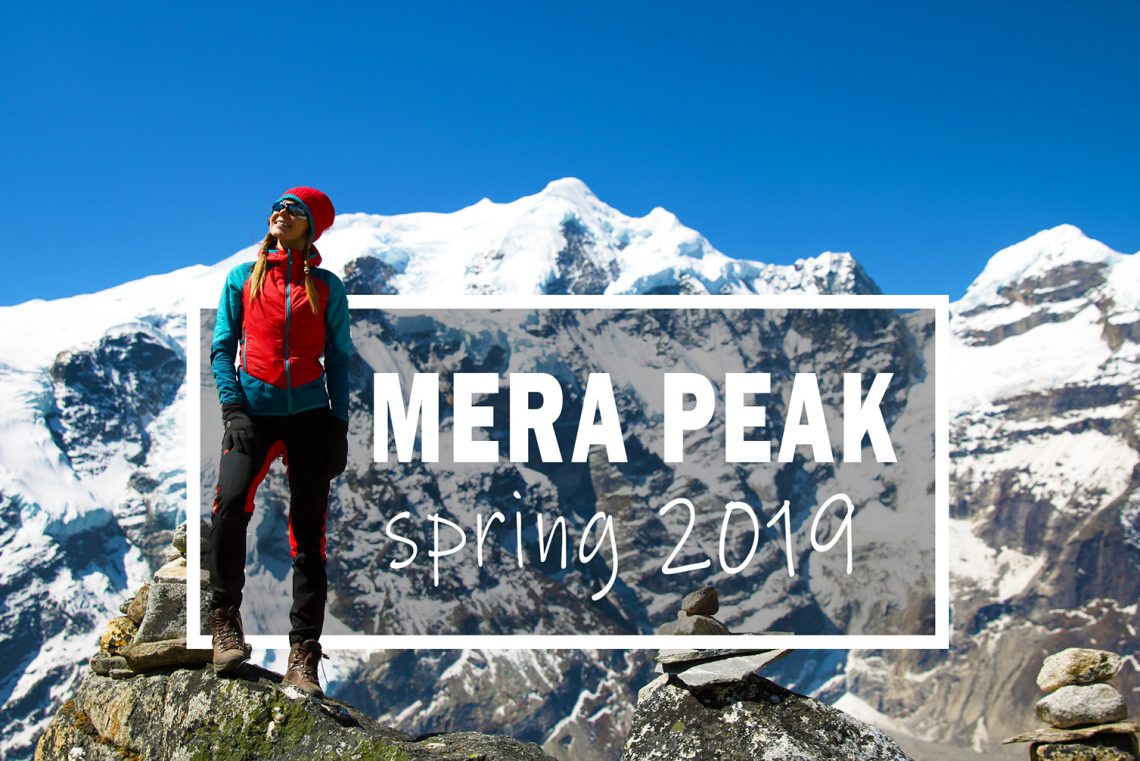 Video: Mera Peak (6476 m)
