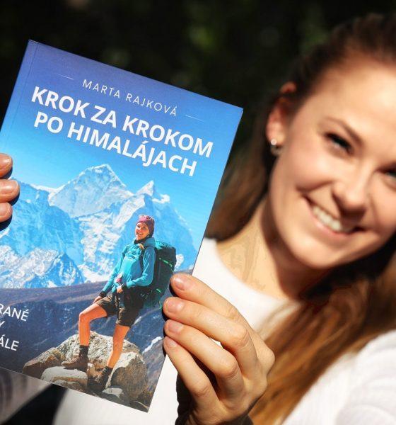 S knihou Krok za krokom po Himalájach sa v Nepále nestratíte